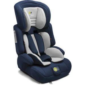 KinderKraft Comfort Up Group 1,2,3 Car Seat (Navy)