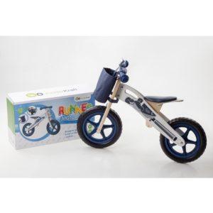 Kinderkraft Balance Bike Runner with Accessories - Motorcycle