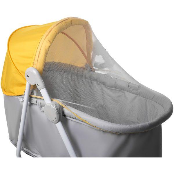 KinderKraft Unimo 5 in 1 Cradle (Yellow)