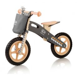 Kinderkraft Balance Bike Runner with Accessories - Nature