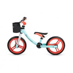 Kinderkraft Balance Bike 2-Way Next with Accessories - Mint