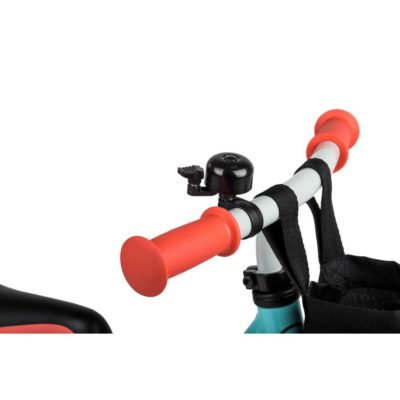 Kinderkraft Balance Bike 2-Way Next with Accessories - Mint