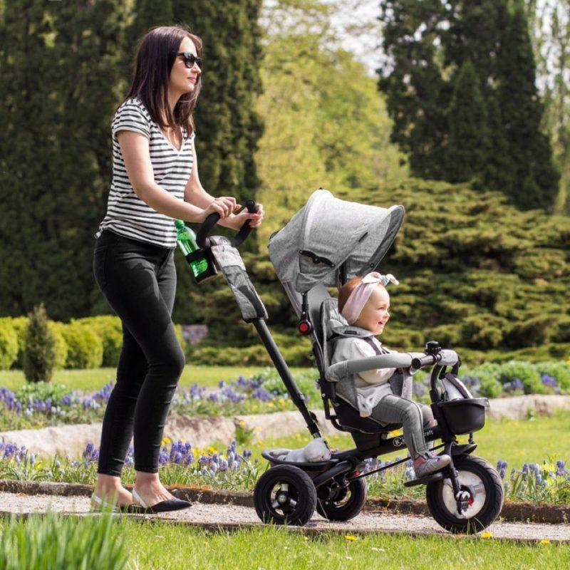 Kinderkraft AVEO Trike - Grey