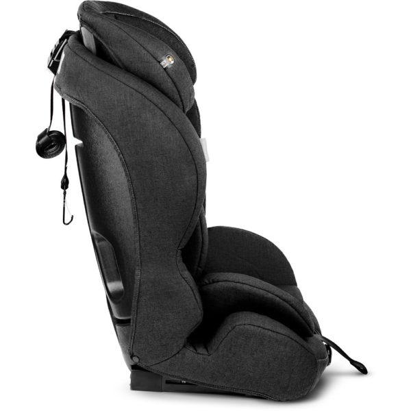 Kinderkraft Safety Fix ISOFIX Group 1,2,3 Car Seat (Black)