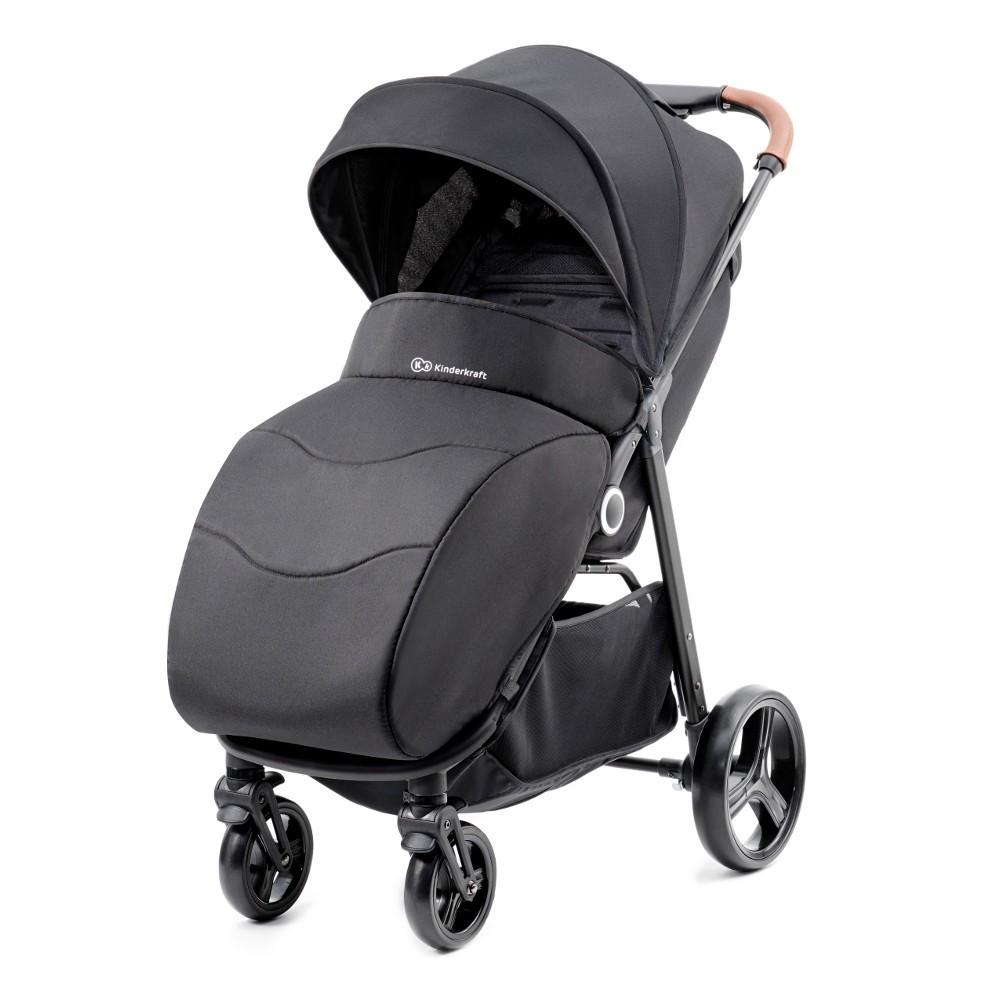 Kinderkraft Grande Pushchair in Black Baby and Child Store