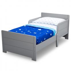 Delta-Children-Grey-Toddler-bed1