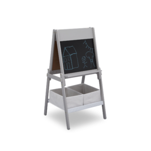 Delta-Children-Grey-Wooden-Art-Easel