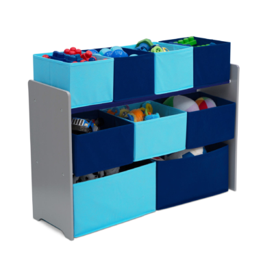 Delta-Children-blue-Multi-bin-Organizer
