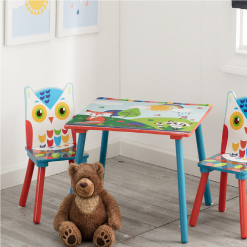 Delta-children-woodland-fox-owl-table-and-chairs