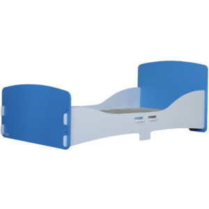 Kidsaw-Junior-Toddler-Bed-in-Blue-and-White2