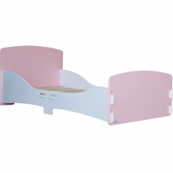 Kidsaw-Junior-Toddler-Bed-in-Pink-and-White