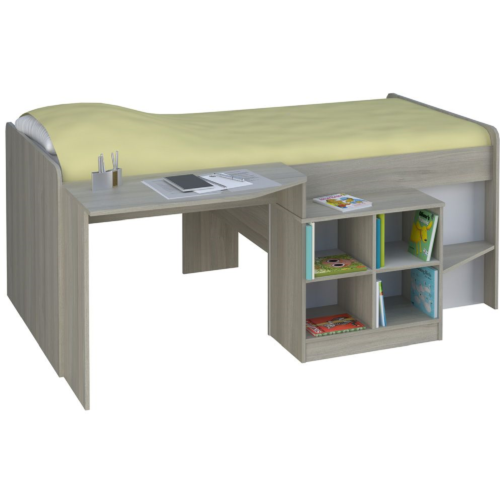 Kidsaw Pilot Cabin Bed Elm Baby And Child Store