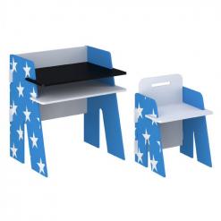 Kidsaw-Star-Desk-Chair-Blue