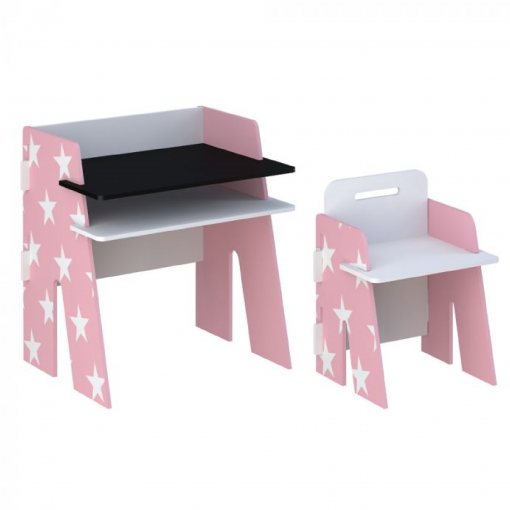 Kidsaw-Star-Desk-Chair-pink