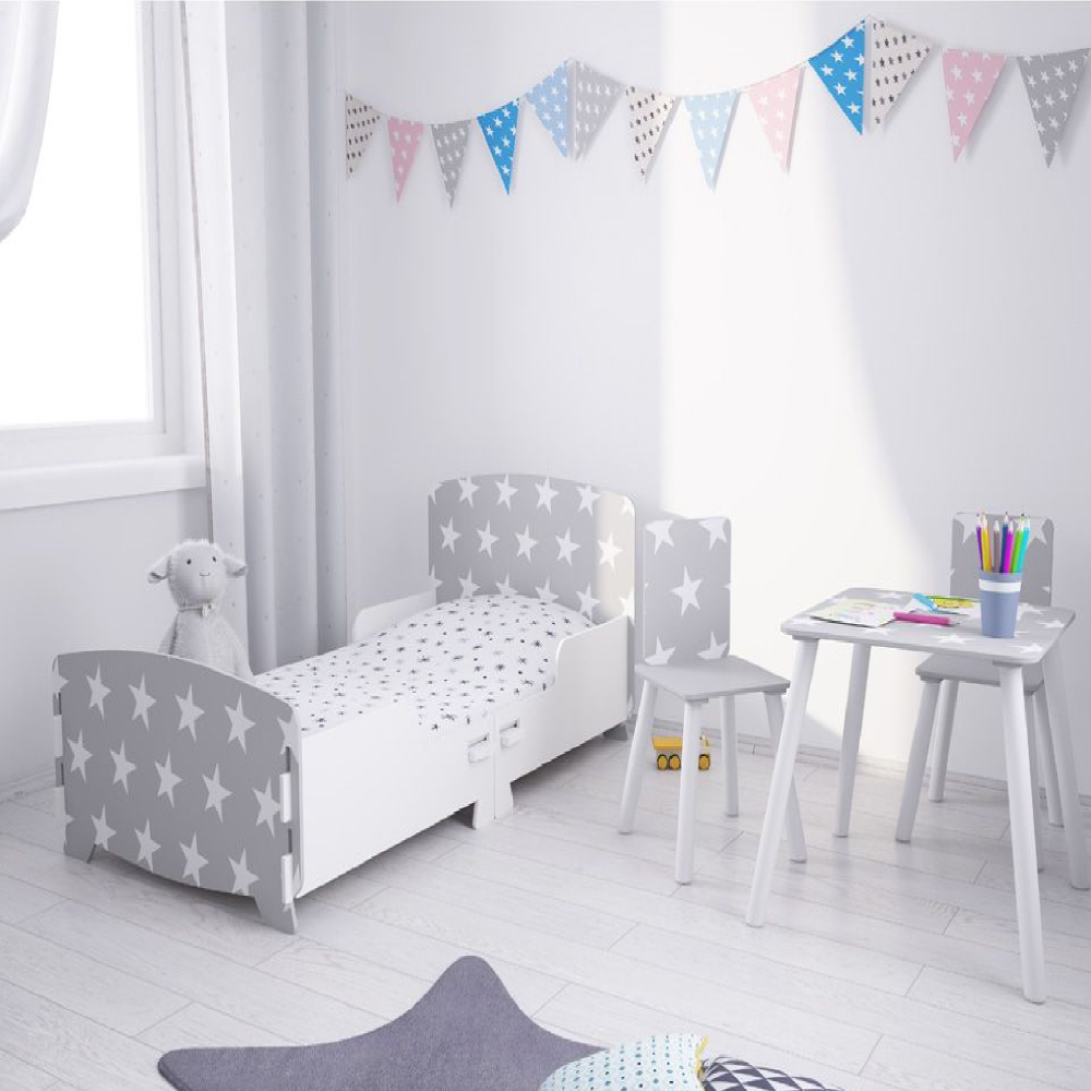 Kidsaw-Star-Table-Chairs-Grey