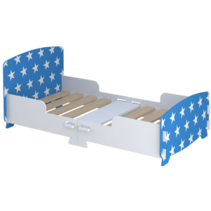 Kidsaw-star-junior-toddler-bed-blue2