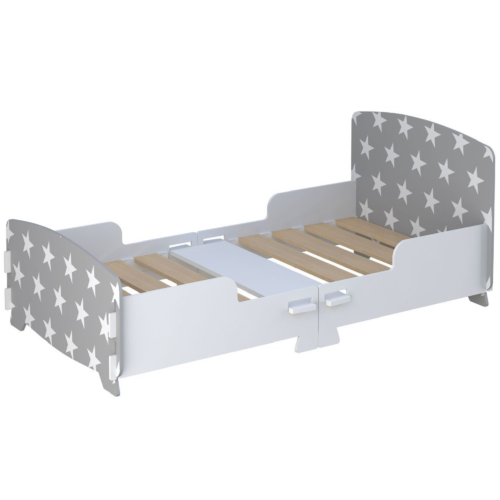Kidsaw-star-junior-toddler-bed-grey3