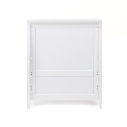 Obaby-Stamford-Classic-Sleigh-Cot-Bed-White-3