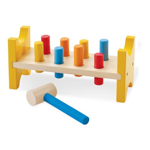 Pinolino Hammer Blocks - Benno