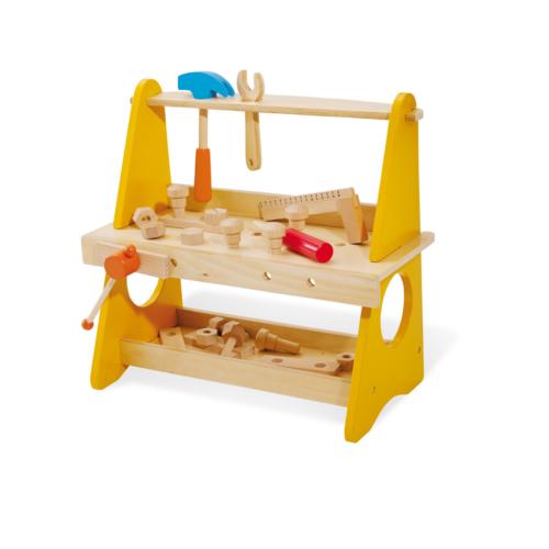 Pinolino Wooden Workbench - Basti1
