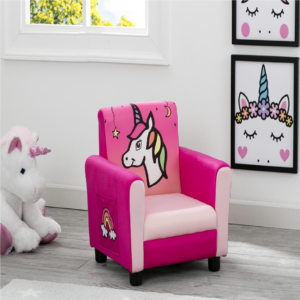 rainbow-unicorn-upholstered-chair