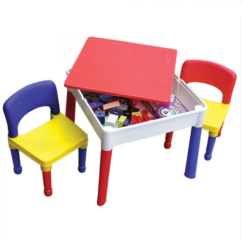 Liberty House Toys 5 in 1 Multipurpose Activity Table