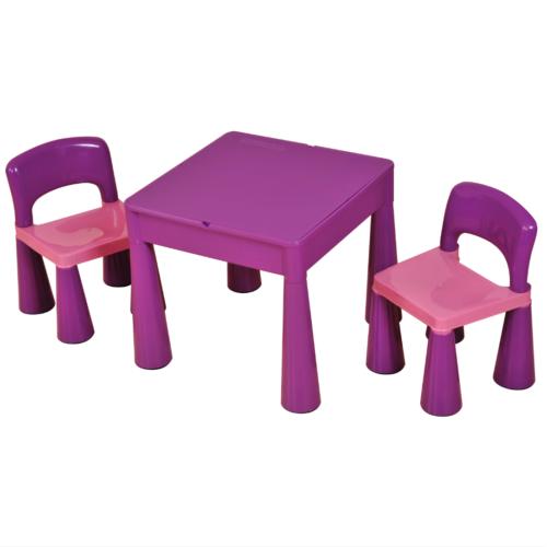 Liberty House Toys Purple Activity Table