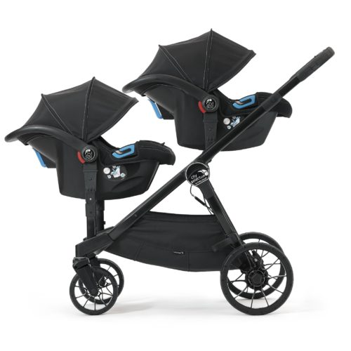 Baby Jogger City Select Lux Stroller Plus Accessories Slate