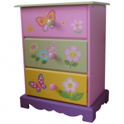 Butterfly-Garden-3-Drawer-Storage
