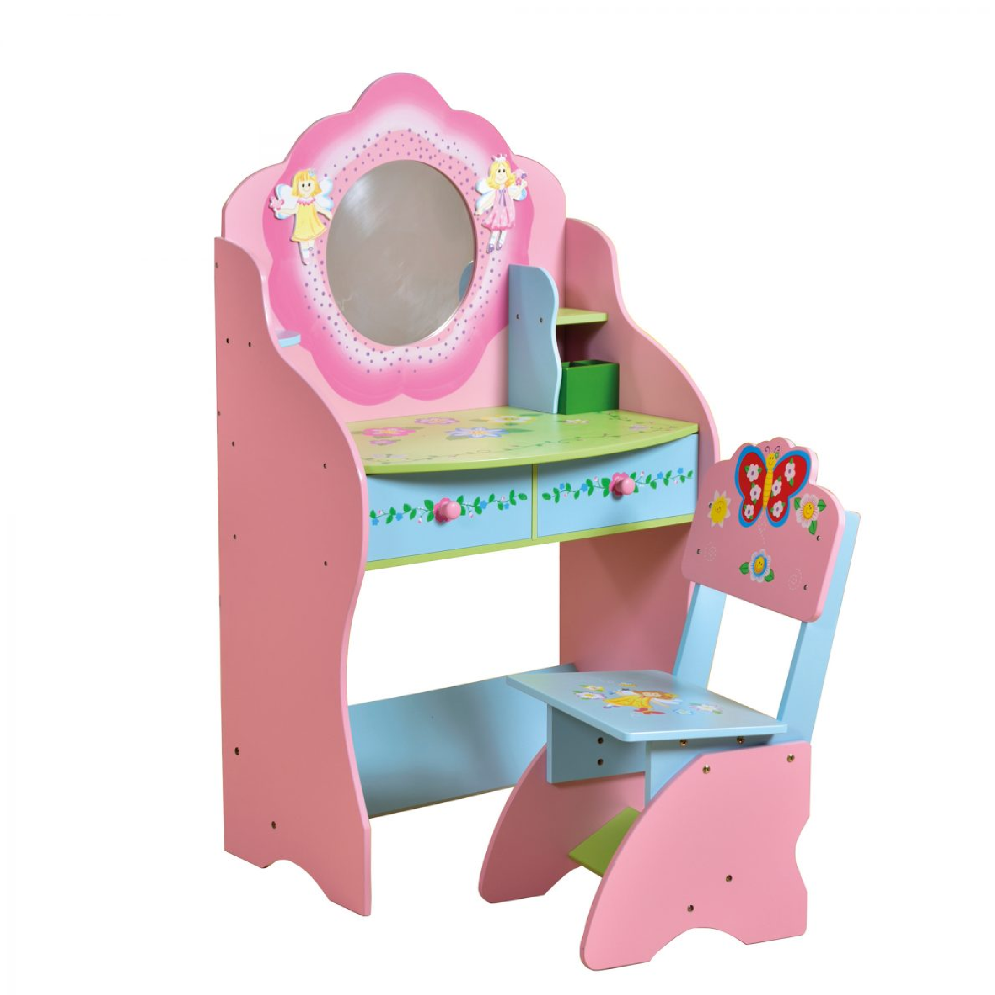 Liberty House Toys Fairy Dressing Table Chair Baby And Child Store