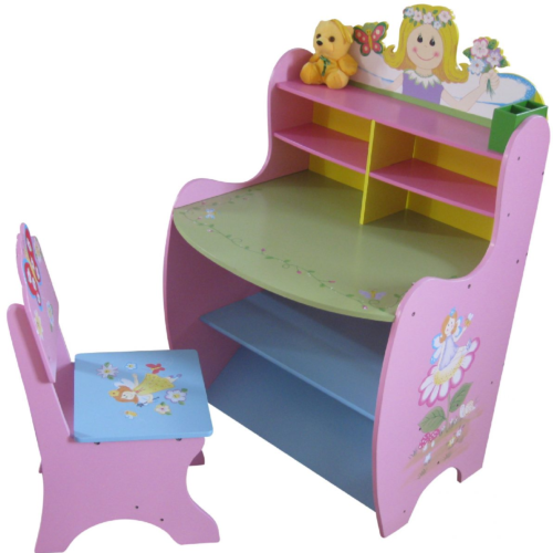 Liberty House Fairy Desk and Chair