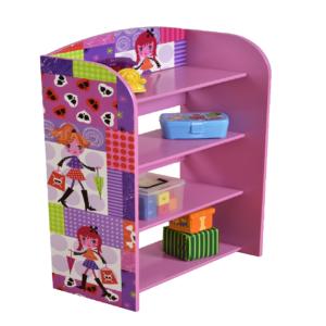 Fashion-Girl-4-Tier-Bookshelf-Liberty-House-Toys