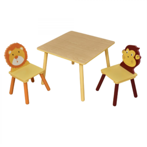 JUNGLE-SQUARE-TABLE-2-CHAIRS-SET
