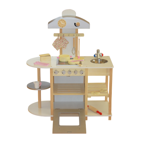 Liberty-House-Toys-Breakfast-Bar-Wooden-Toy-Kitchen-with-accessories