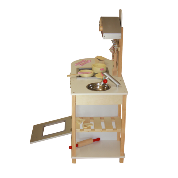 Liberty-House-Toys-Breakfast-Bar-Wooden-Toy-Kitchen-with-accessories5