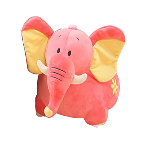 Liberty House Toys Pink Elephant Riding Chair
