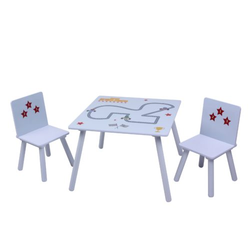 Liberty House Toys Star Cars Table and Chairs