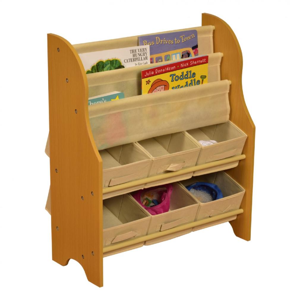 TIKKTOKK-Toy-Storage-Unit-with-Bins