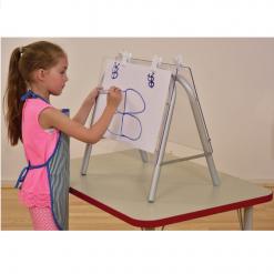 Liberty House Toys - Tikk Tokk Aluminium Table Top Easel1