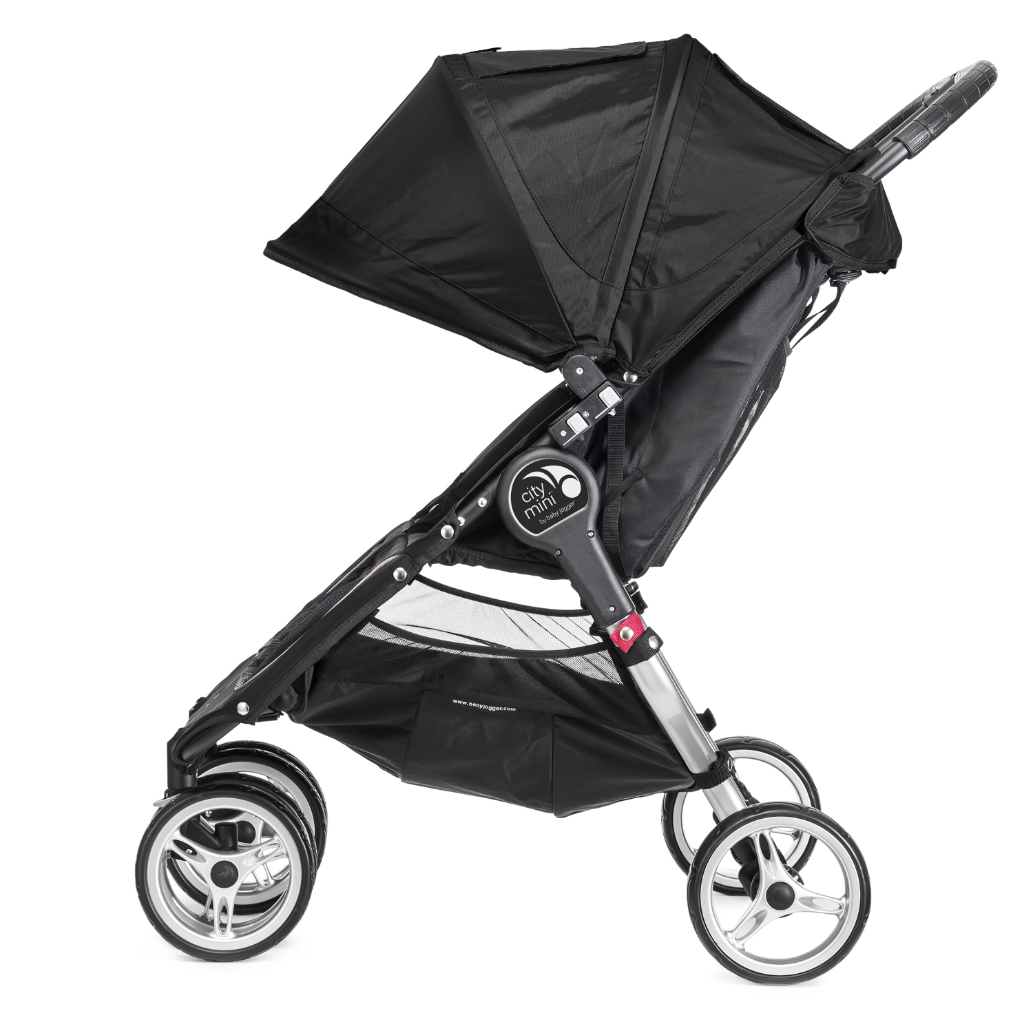 Baby Jogger City Mini Double Plus Accessories Black