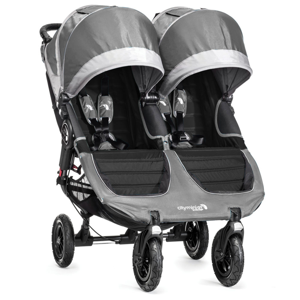 Baby Jogger City Mini Gt Double Newborn Pram Bundle