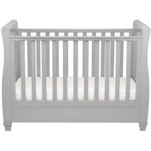 babymore-evan-slgih-cot-bed-in-pebble-grey-dropside