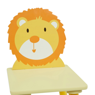 Liberty House Toys Jungle Square Table & Chairs