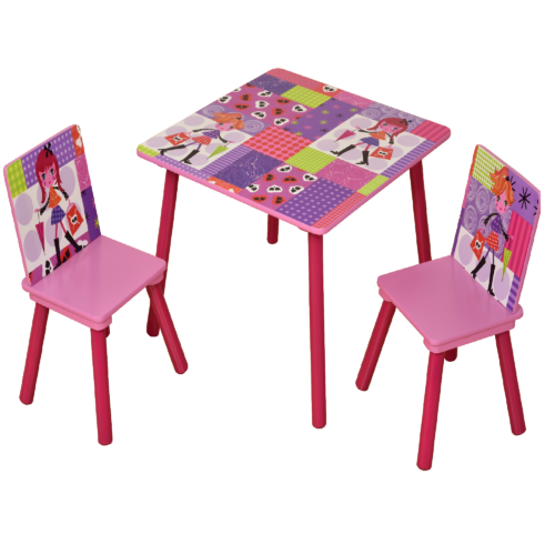 fashion-girl-table-and-chairs