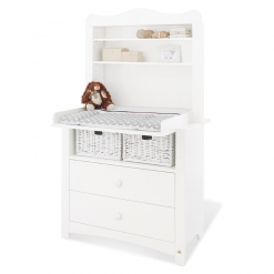 Pinolino Florentina Changing Unit with Shelf