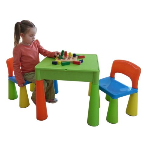 liberty-house-toys-5-in-1-multipurpose-activity-table-and-2-chairs-multicoloured