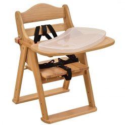 Liberty House Toys - Tikk Tokk Royal Feeding Chair1