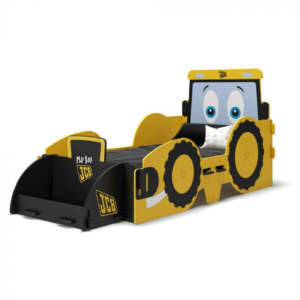 Kidsaw-JCB-Junior-Toddler-Bed