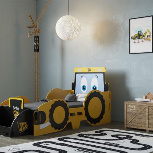 Kidsaw-JCB-Junior-Toddler-Bed3