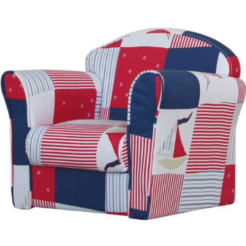 Kidsaw-Mini-Armchair-Blue-Patchwork